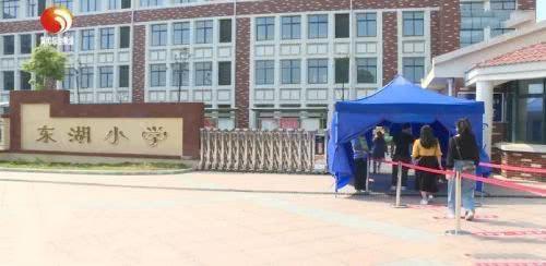共青城东湖小学全护眼教室照明改造完成