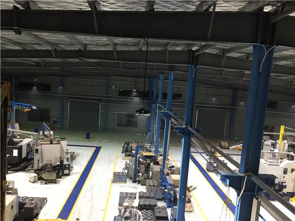 厂区照明湖南机械制造