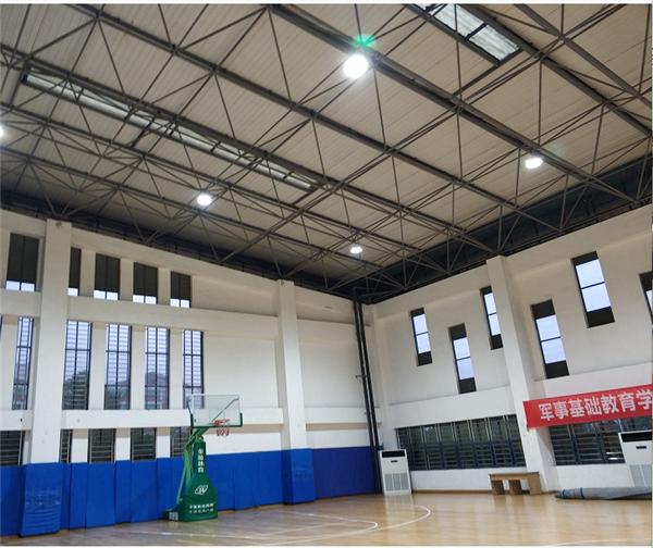 篮球馆照明大学室内